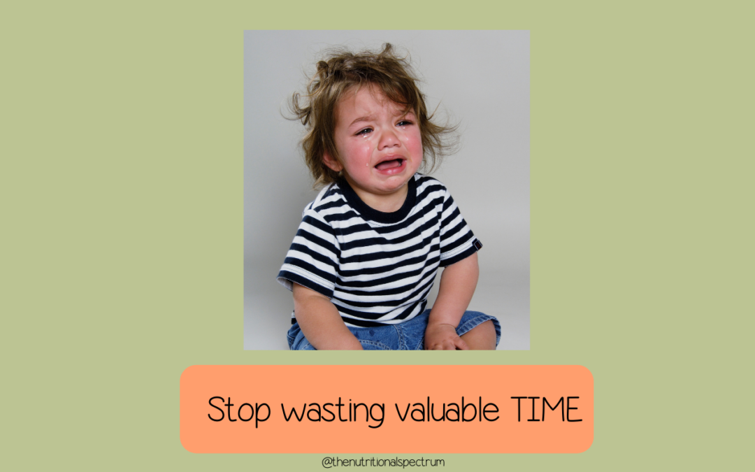 How to stop wasting valuable time and help your autistic child