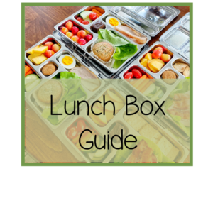 Lunch box guide