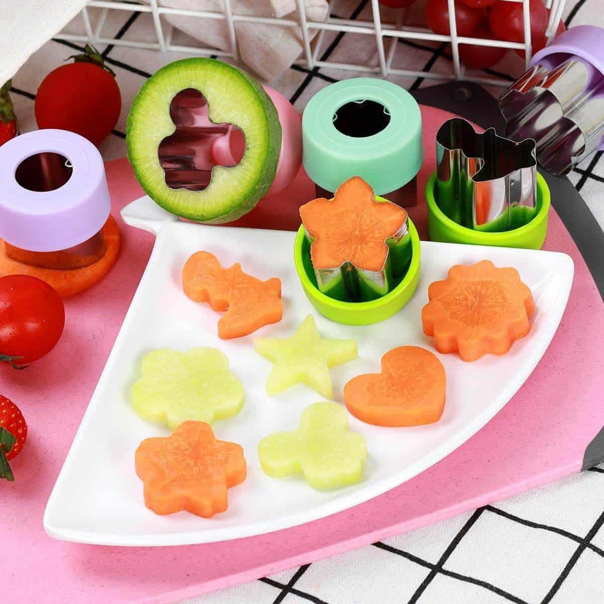 StarPack Vegetable Cutter Shapes