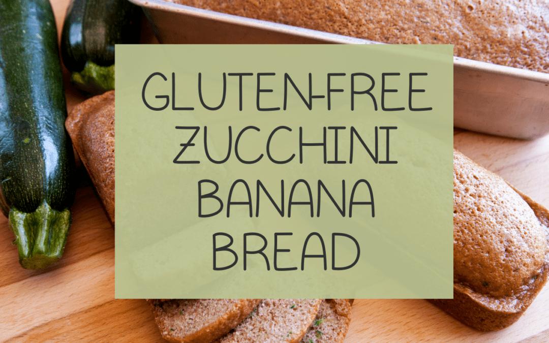 Gluten-Free Zucchini Banana Bread