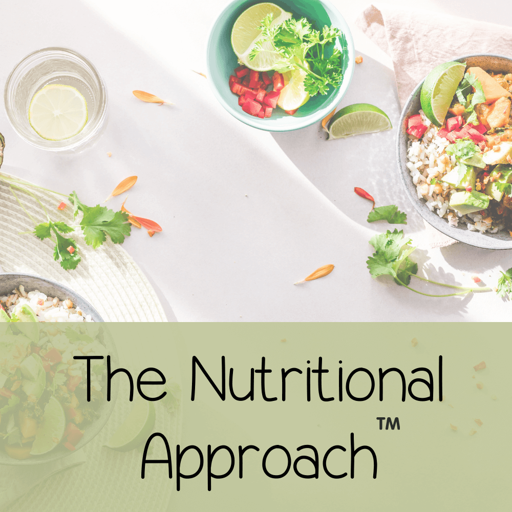 Join The Nutritional Approach Program