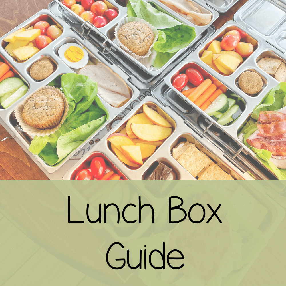 The Healthy School Lunch Guide